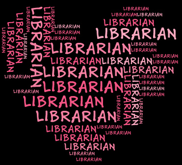 a heart for librarians