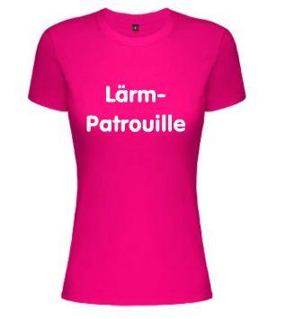 T-Shirt Lärm-Patrouille