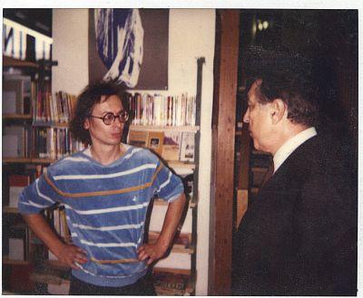 Politik und Bibliothek treffen einander